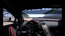 McLaren MP4 – 12C GT3,  Silverstone Circuit, Onboard and Chase, Assetto Corsa