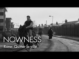 "Rone's ""Quitter la ville"" by Julien + Adrien"