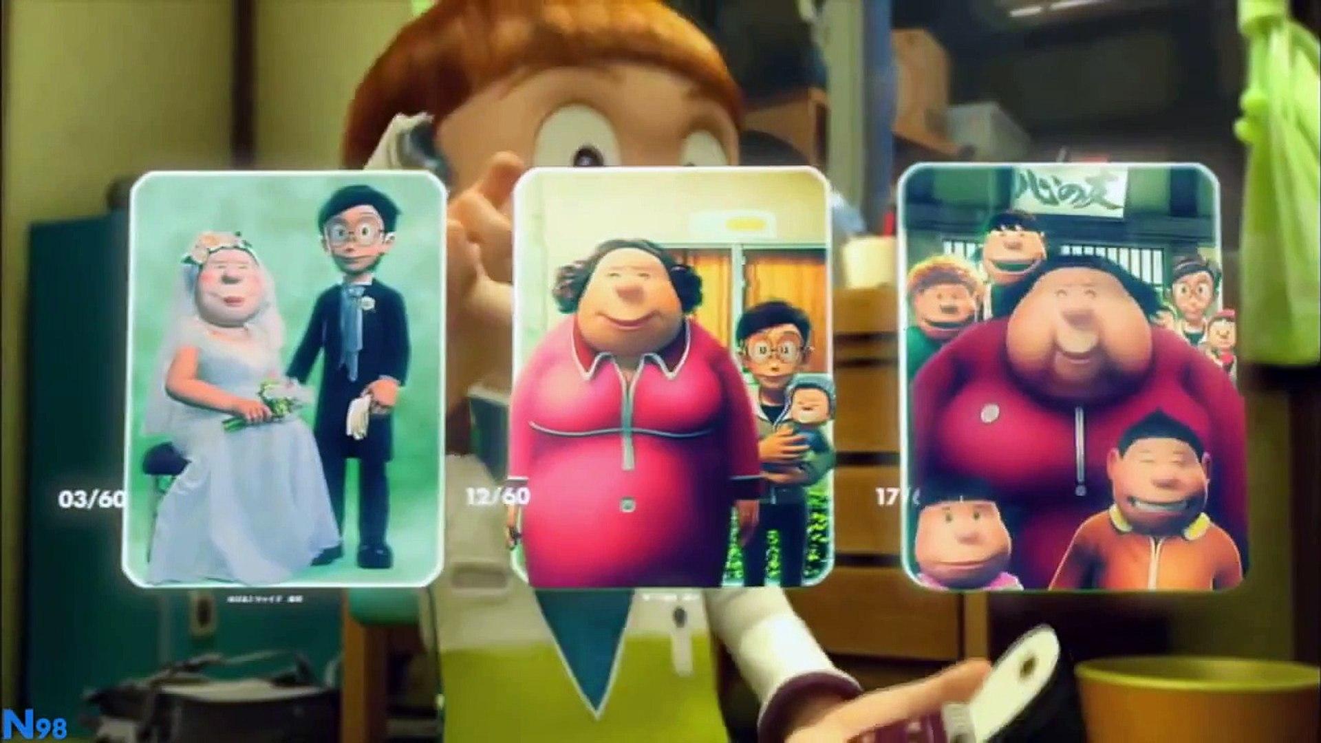 STAND BY ME QUÉDATE CONMIGO DORAEMON PELICULA 3D COMPLETA EN ESPAÑOL 2015 -  video dailymotion