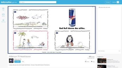 Preroll AdSelector - Redbull Cartoons