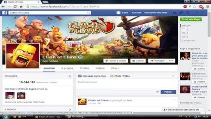 [CLASH OF CLANS] TROLOLO - PHOTO FB !!