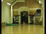 MUST SEE★★★NINJA FREESTYLE FOOTBALL LEIKI tricking acrobatic soccer breakdance freerun parkour