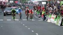 Cholet-Pays de Loire 2015 Arrivée Coupe de France PMU