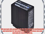 IDX IDX 7.4V 5000mAh NP Style Lithium Ion Battery With Secured Interface. For Panasonic AG-HM70
