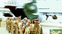 New Pak Army Song AZM-E-NAU (Pakistani Mili Nagma )