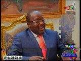 Télé-Congo : Journal du 23/03/2015 - Partie 1
