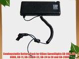 Cowboystudio Battery Pack for Nikon Speedlights SB-800 SB-80DX SB-11 SB-20 SB-22 SB-24 to 28