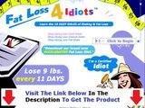 Fat Loss 4 Idiots Book + Fat Loss 4 Idiots