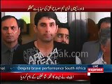 Misbhah ul Haq speaks on Shoaib Maqsood's hemlet controversy