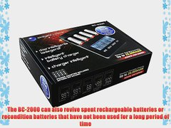 Ambient Weather BC 2000 Intelligent Battery Charge