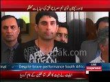 Misbah ul Haq speaks on Shoaib Maqsood's Hemlet controversy in Quarter Final against Australia