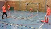 Futsal goalkeeper training  - Falcao Futsal FC P00