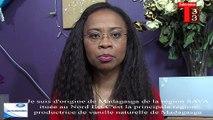 Télévision-Bordeaux-33 interview sur la vanille naturelle de faible consommation dans nos produits imposons  la vanille naturelle.