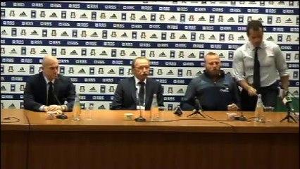 Conferenza stampa post-partita Italia vs Galles
