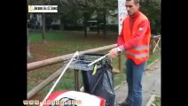 Video, Alfa, sweeper machine for small areassales scrubbers, sweepers, street sweepers trade, vacuu