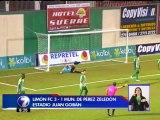 Limón respira en el fondo de la tabla tras vencer 3-1 a Pérez Zeledón