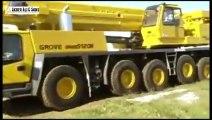 The first Manitowoc crane -The Moore Speedcrane 1930 - video