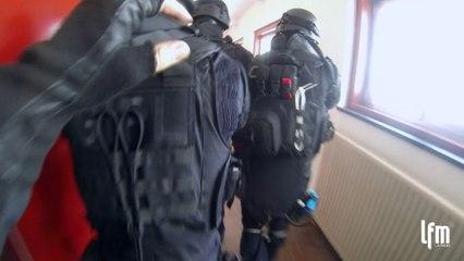 Le GIPL: les policiers d'élite lausannois