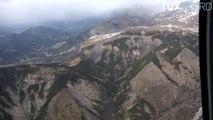 Vidéo du crash de l'A320 Germanwings dans le massif des Trois Evêchés