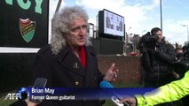 Queen guitarist Brian May launches 'common decency' campaign