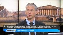 """Crash de l'A320 : Franck Riester estime que Lionnel Luca """"s'est discrédité"""" avec son tweet"""