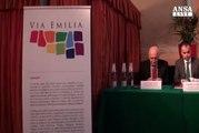 Expo: Emilia Romagna, 260 chilometri di eccellenze lungo la via Emilia