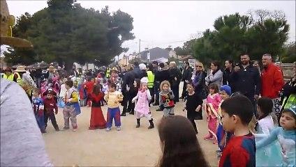 carnaval Ecole Agnès Verda mars 2015