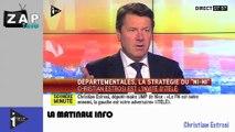 Zapping Actu du 25 Mars 2015 - Crash en haute montagne, Duel Sarkozy/Valls