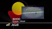 FOOT France Bresil 260315
