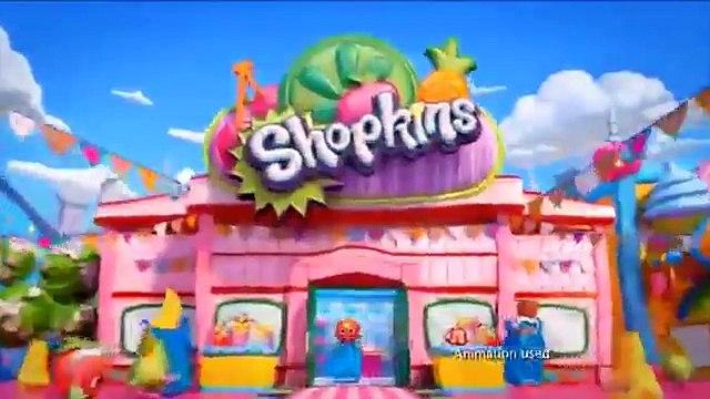 Amazoncom Shopkins Supermarket Playset Toys  Games
