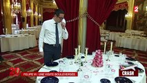 Crash de l'A320 : Felipe VI annule sa visite en France