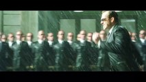 THE MATRIX REVOLUTIONS - NEO VS. SMITH FINAL FIGHT SCENE - The Matrix - Keanu Reeves, Laurence Fishburne, Carrie-Anne Moss - Entertainment Movies Film