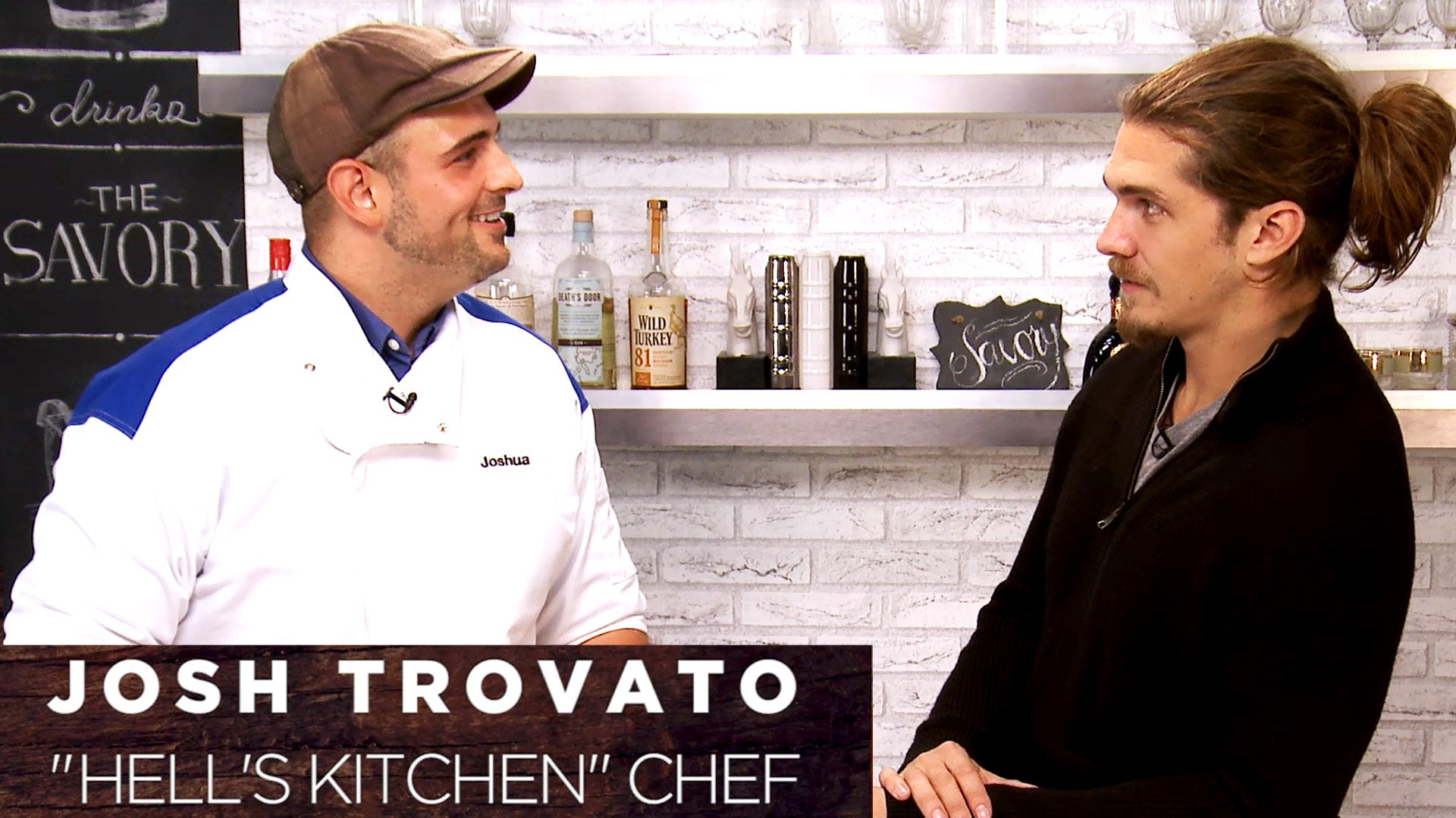 Hell S Kitchen Josh Trovato Exclusive Interview