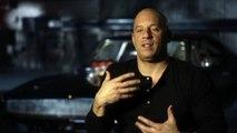 Furious 7 Interview - Vin Diesel (2015) - Paul Walker, Michelle Rodriguez Movie HD