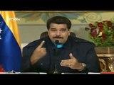 Fidel Castro felicita a Maduro por su discurso ante los brutales planes de EEUU