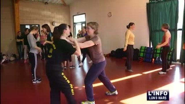 Journée internationale de la femme : Cours d'auto-défense