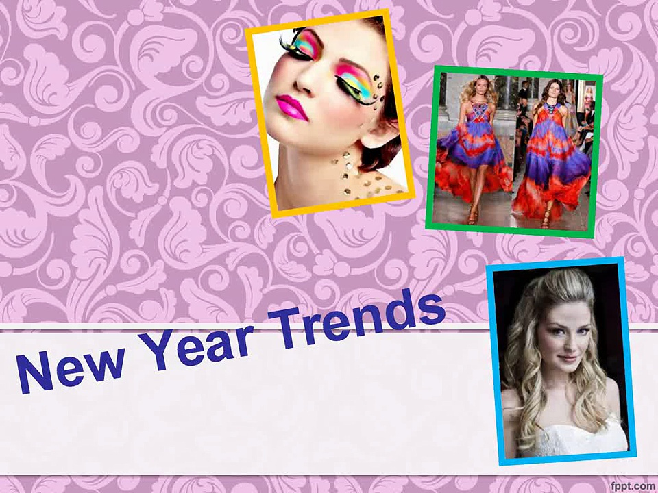 New Year Fashion Trends