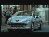 Peugeot 207 CC Publicité France