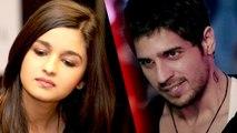 OMG! Sidharth Malhotra SHOUTS At Alia Bhatt
