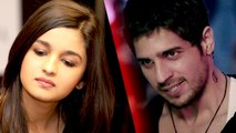 OMG! Sidharth Malhotra SHOUTS At Alia Bhatt