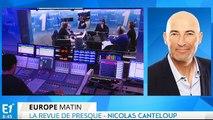 """Nicolas Canteloup - Sarkozy pour le """"ni-ni"""", ni Juppé ni Fillon"""