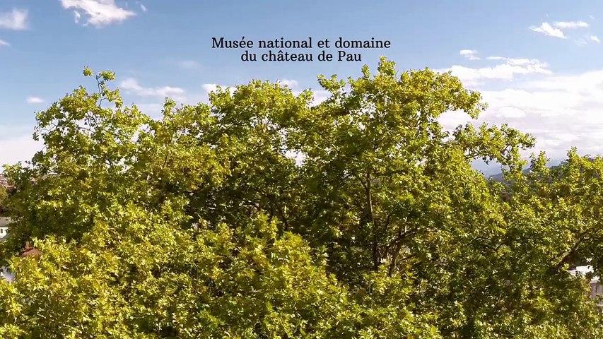 Vidéo promotionnelle du Château de Pau