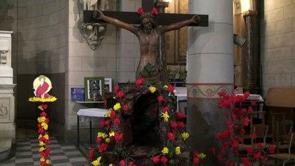 Tombeau du Christ au Mêle sur Sarthe