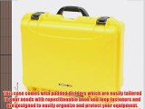 Nanuk 940 Case with Padded Divider (Yellow)