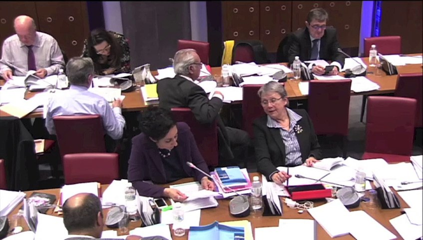 Intervention  en commission sur la prévention de la maladie de Lyme
