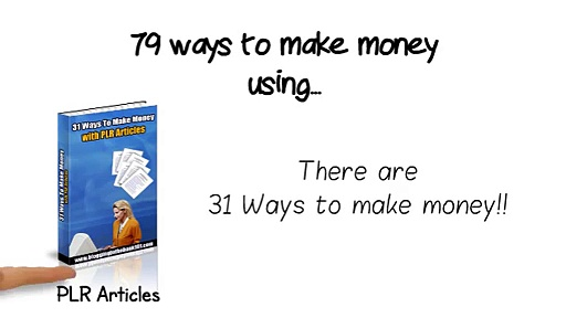 79 Ways To Make Money – Blogging To The Bank 101