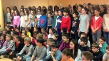 [Ecole en Choeur] Académie Orléans-Tours - Chorales du collège Jacques de Tristan et de l'école primaire des Bergerêts de Cléry-Saint-André