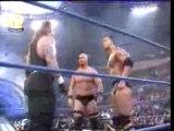SmackDown.07.12.2000 - Angle Vs The Rock Vs Taker Vs Austin