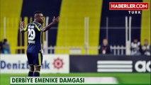 Emenike Nijerya'ya Değil, Londra'ya Gol Büyüsünü Çözdürmeye Gitmiş!