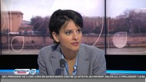Politique Matin : Najat Vallaud-Belkacem (PS)